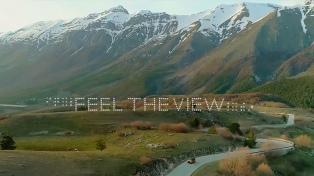 """Desarrollan una """"ventanilla inteligente"""" para que las personas ciegas """"sientan"""" los paisajes"""