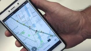 La app de tránsito Waze tiene alianzas con 24 entes gubernamentales y privados en la Argentina