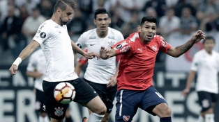 Independiente ganó y está en zona de clasificación a octavos
