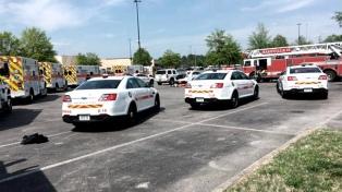 Un herido por tiroteo en un shopping en el estado de Tennessee