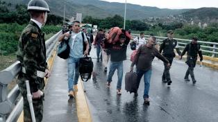 Creció un 700% el número de refugiados venezolanos durante 2018