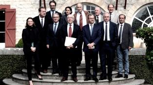 """La declaración final de ETA pide """"voluntad política"""" para lograr la reconciliación"""