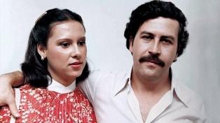 Indagaron a la viuda y el hijo de narco Pablo Escobar por lavado