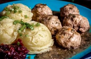 Golpe a la gastronomía sueca: al final, las albóndigas eran de origen turco