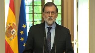 Ciudadanos rechaza la moción de censura contra Rajoy y exige elecciones anticipadas