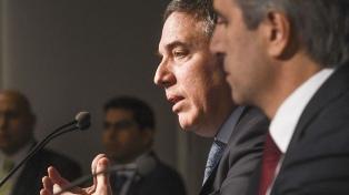 Dujovne admitió que este año habrá más inflación y menos crecimiento de la economía