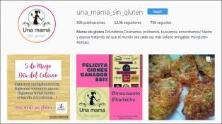 Una cuenta de Instagram convoca y ayuda a las mamás con niños celíacos