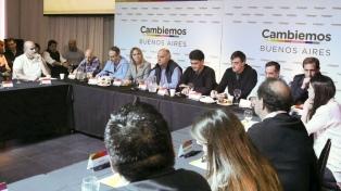 El macrismo bonaerense se reunió en Lanús con sus aliados de la UCR y la CC