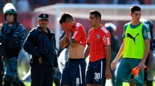 Independiente tenía la victoria pero Gimnasia logró un empate