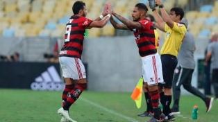 Paolo Guerrero sufrió la suspensión de su contrato con Flamengo