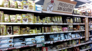Organismos gubernamentales y empresas avanzan en la producción de alimentos sin gluten