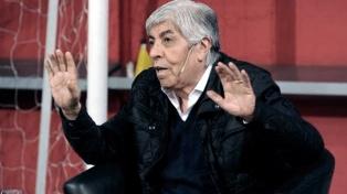 """""""Todo lo que pasa en Independiente es en contra mío"""", asegura Moyano"""