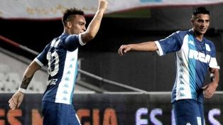 Racing venció a Estudiantes y sigue en carrera para entrar a la Libertadores