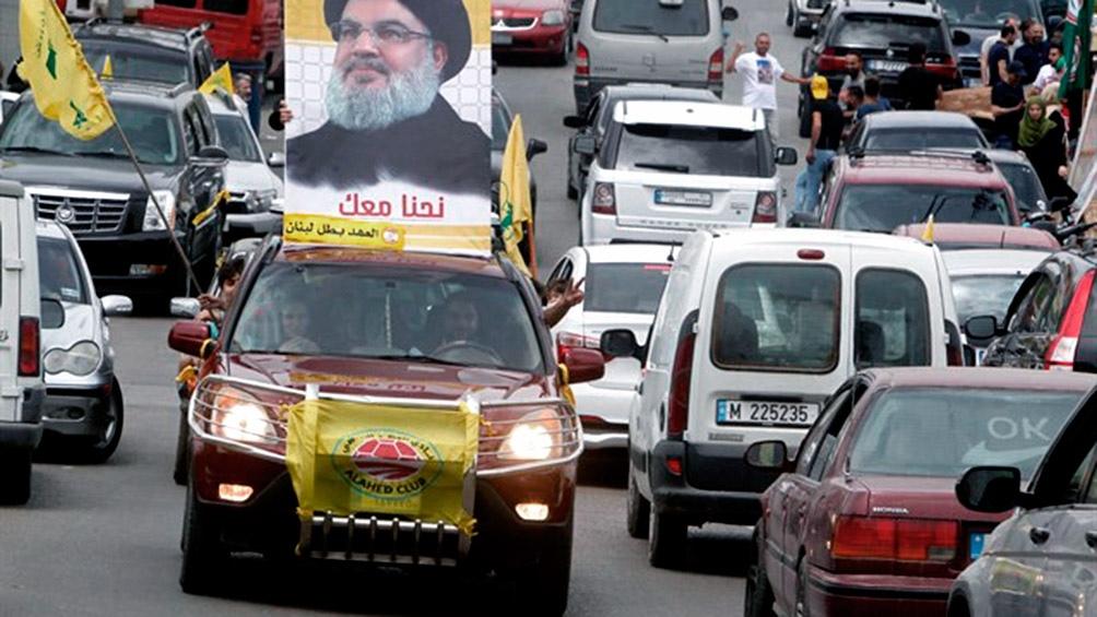 Partidarios de Hezbollah