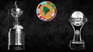 Se definen los últimos lugares para la Libertadores y la Sudamericana