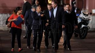 Macri y Cambiemos ratificaron el rumbo político y económico