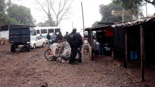 Rescataron a 25 personas que eran sometidas a trabajo esclavo