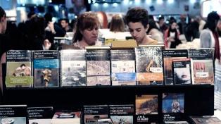 Actividades de la Feria del Libro para hoy