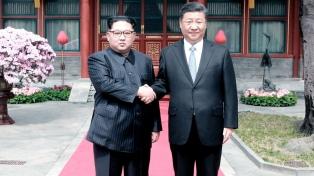 El presidente chino dice que su viaje a Pyongyang contribuirá al diálogo en la Península