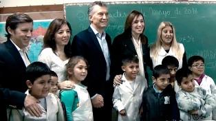 """Macri: """"El camino que emprendimos permitirá construir una sociedad más justa"""""""