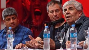 """Moyano aseguró que Independiente pagó """"todas sus deudas"""""""