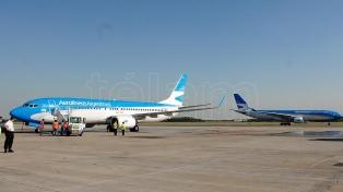Aerolíneas y Latam cancelaron todos los vuelos del lunes por el paro de la CGT