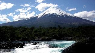 Declaran alerta preventiva en el sur de Neuquén por el volcán Osorno de Chile
