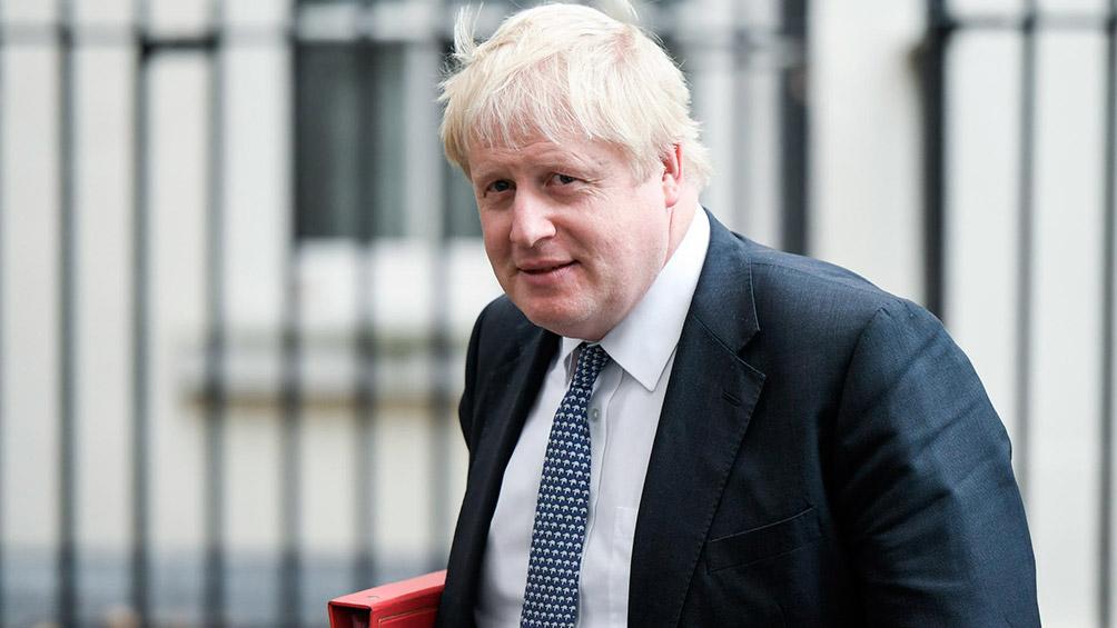 Boris Johnson presentó al Parlamento su nuevo plan del Brexit