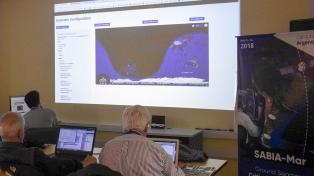 Avanza el desarrollo de un satélite para monitorear la actividad marítima