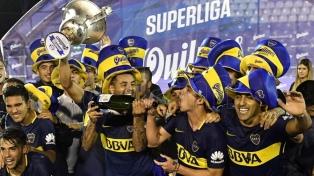 """Boca, con sufrimiento, igualó ante el """"Lobo"""" y es bicampeón"""