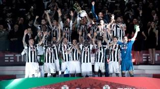 Juventus apabulló al Milan y gritó campeón de la Copa Italia