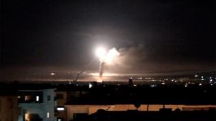 El Ejército israelí bombardea posiciones sirias y causa 17 heridos
