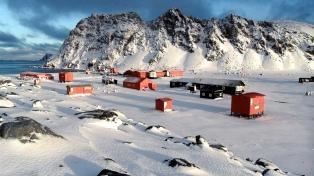 Montevideo cooperará científicamente con Argentina en la Antártida