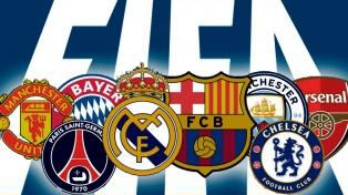 La FIFA se reunió con dirigentes de siete clubes grandes de Europa