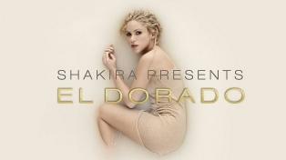 "Shakira regresa al país para presentar ""El dorado tour"""