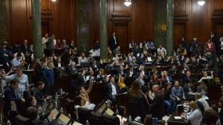 La Legislatura porteña aprobó la quita provisoria de Ingresos Brutos al gas y al agua
