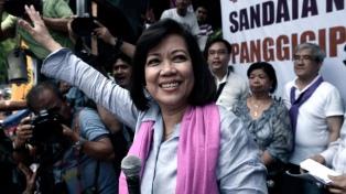 El Tribunal Supremo expulsa a su presidenta, ante el repudio de la oposición