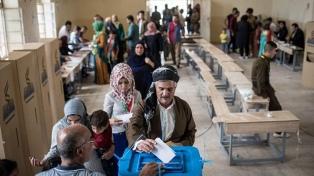 Con un 44,52% de participación, la lista Al Sadr era la más votada