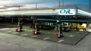 """Los trabajadores de Oil Combustibles, con """"alivio"""" por el traspaso operativo a YPF"""