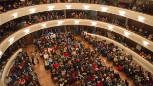 La Fiesta Nacional del Teatro abre con dos espectáculos gratuitos