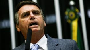 El candidato presidencial Jair Bolsonaro minimizó la ejecución de opositores en la dictadura