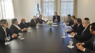 Entidades empresarias avalan el acuerdo con el FMI