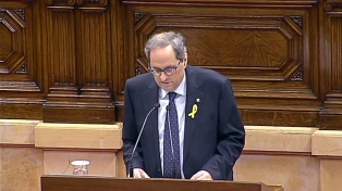 Independentistas pierden la mayoría parlamentaria y tambalea el gobierno catalán