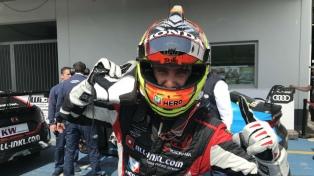 Guerrieri triunfó en el histórico trazado de Nürburgring