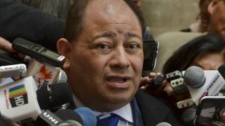 Carlos Romero, ministro de Gobierno de Bolivia.