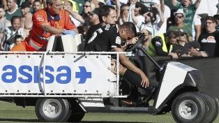 Mercado encendió las alarmas en la Selección por una lesión