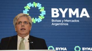 """El presidente de BYMA: """"El mercado mañana va a volar"""""""