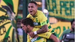 Defensa derrotó a Arsenal y logró el pase a la Sudamericana