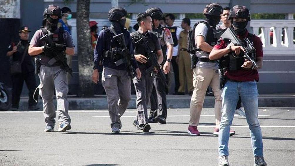 INDONESIA: Siete muertos y trece heridos causaron dos nuevas explosiones