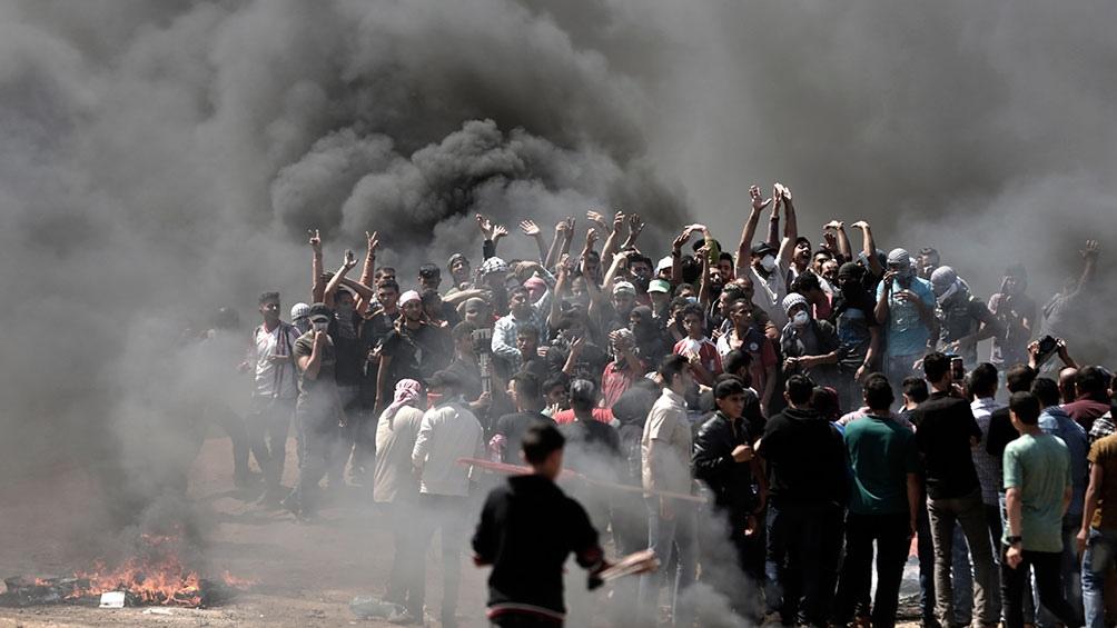 Comisionado de Naciones Unidas reprocha muerte de 40 personas en Gaza